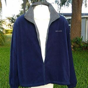 Pierre Cardin Jackets & Coats - Fleece Pierre Cardin Full Zip.